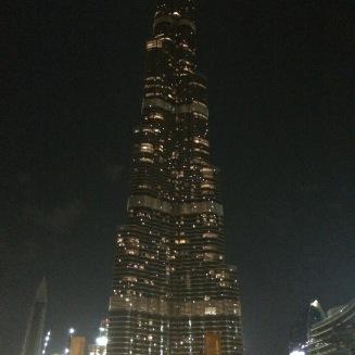 Souk Al Bahar view